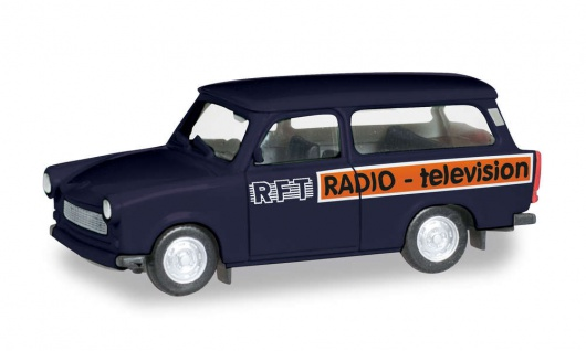 Herpa 093167 Trabant 601 Universal RFT