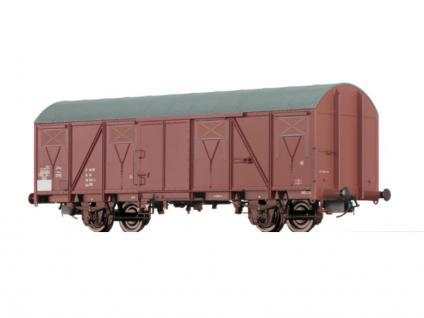 Brawa 47266 Gedeckter Güterwagen der DR