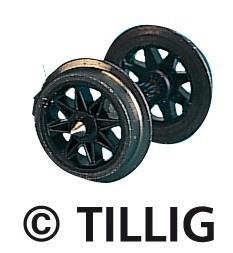 Tillig 08890 Speichenradsatz für TT und H0m