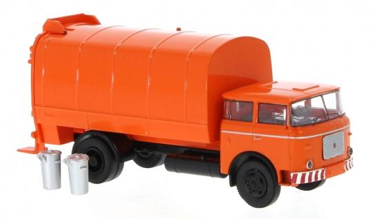 Brekina 71874 LIAZ 706 Müllwagen