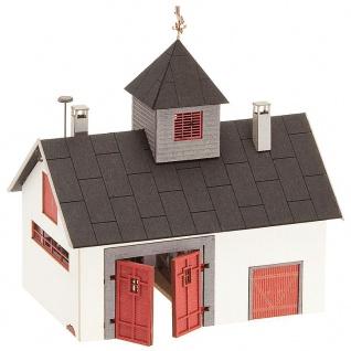 Faller 222208 Ländliches Feuerwehrhaus - Vorschau 1