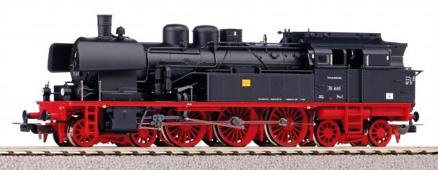 Piko 50606 Dampflok BR 78 DR mit Sound