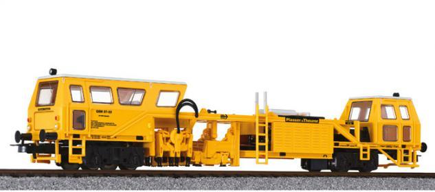 Liliput L136101 Gleisstopfmaschine der DR - Vorschau 1