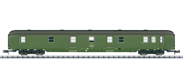 Minitrix 15311 Postwagen Gex der DR