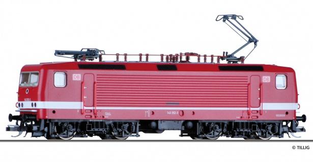 Tillig 04340 Elektrolokomotive BR 143 DB AG