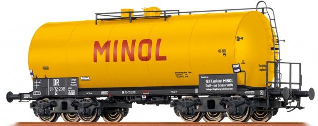 Brawa 67723 Kesselwagen MINOL der DR