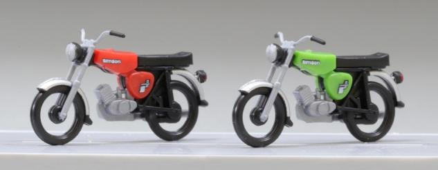 Kres 11151 Simson S51 Moped