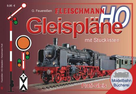 Fleischmann 81398 Gleispläne H0