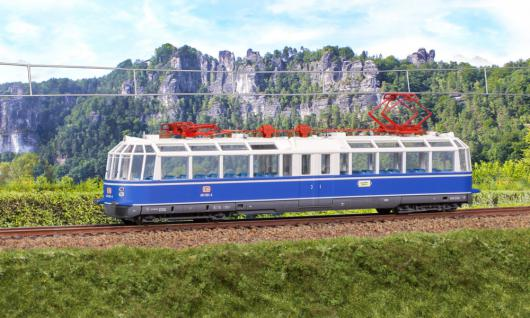 Kres 4911 Gläserner Zug ET 91 der DB