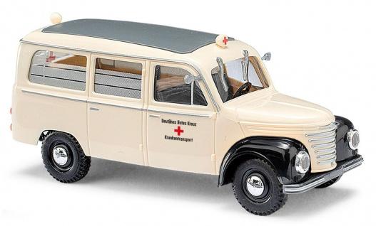 Busch 51260 Framo V901/2 Bus des DRK