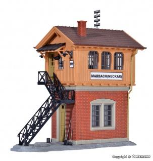 Kibri 39477 Stellwerk Marbach