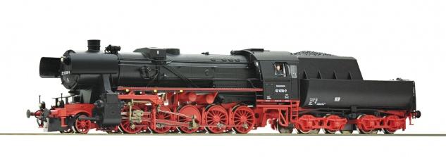 Roco 70278 Dampflok BR 52 DR mit Sound