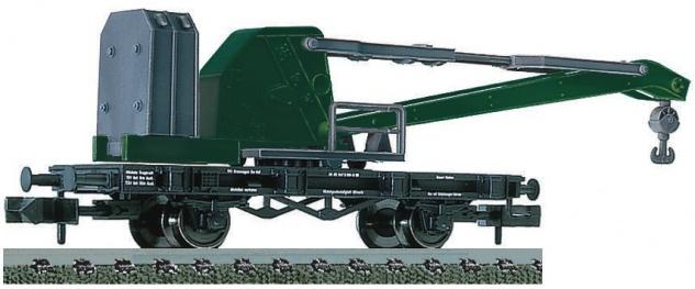 Fleischmann 850301 Kranwagen