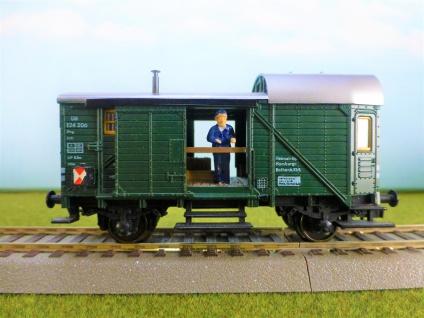 Fleischmann Güterzugbegleitwagen DRG