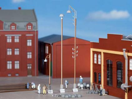 Auhagen 42554 Lampen- Attrappen