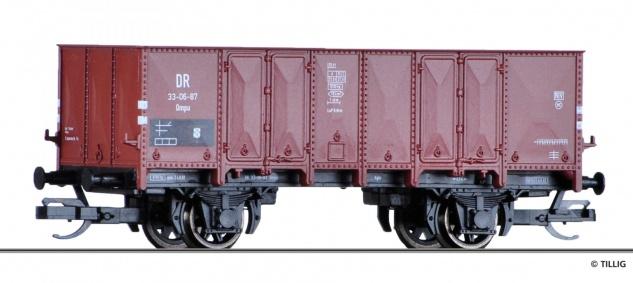 Tillig 14238 Offener Güterwagen der DR