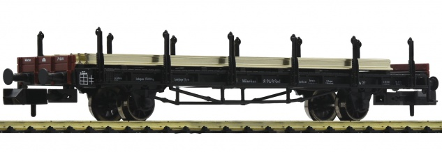 Fleischmann 823606 Schienentransportwagen