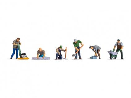 Noch 15112 Straßenarbeiter