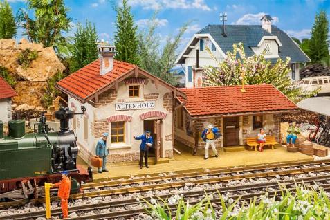 Pola 330896 Bahnhof Altenholz