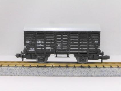 DDR-Piko 5/4126-07 Gedeckter Güterwagen