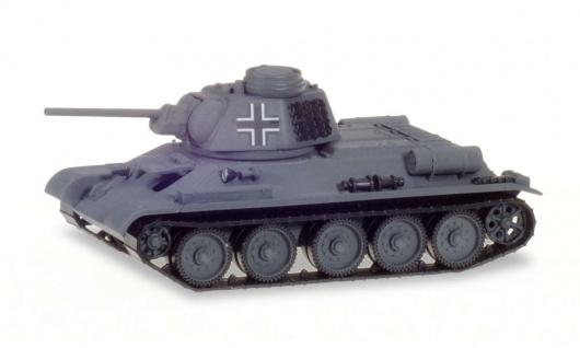 Herpa 746045 Kampfpanzer T34/76 WM
