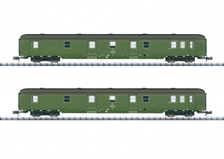 Minitrix 15311 Wagen-Set Gex der DR