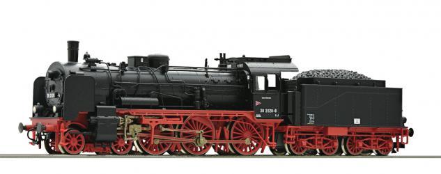 Roco 36060 Dampflok BR 38 DR mit Sound