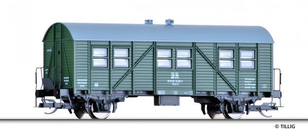 Tillig 13295 Werkstattwagen zum Bauzug