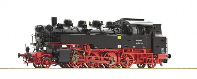 Roco 73020 Dampflok BR 86 DR
