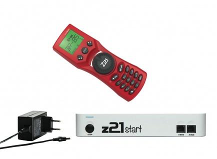 Roco 10833 z21 start Basis Digitalset