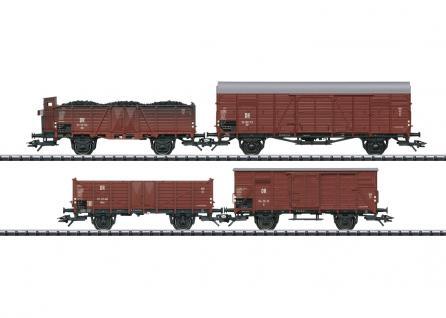 Trix 24128 Güterwagenset der DR