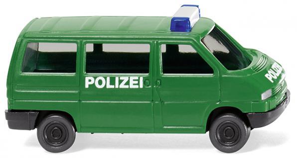 Wiking 093507 Polizei VW T4 Bus - Vorschau 1