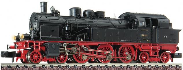 Fleischmann 707582 Dampflok BR 78 DRG