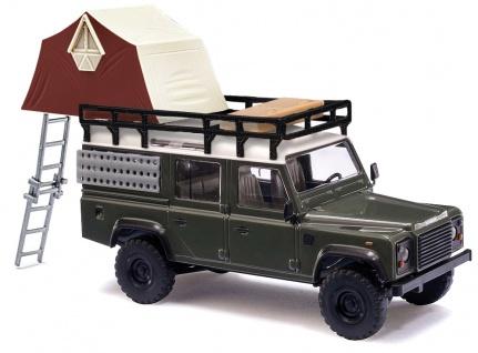 Busch 50374 Land Rover Defender Dachzelt