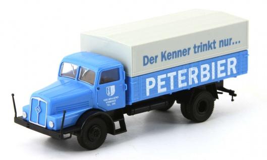 Brekina 71035 IFA H6 Peterbier - Vorschau 1