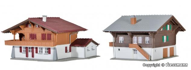 Kibri 37034 N Chalet Lenk Alpenhäuser