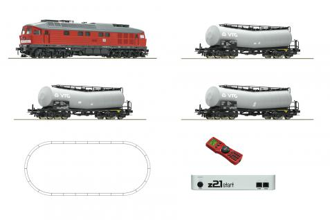 Roco 51288 Digital Startset Z21 Güterzug