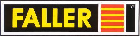 G/üterhalle mit Ladekran FALLER 222180