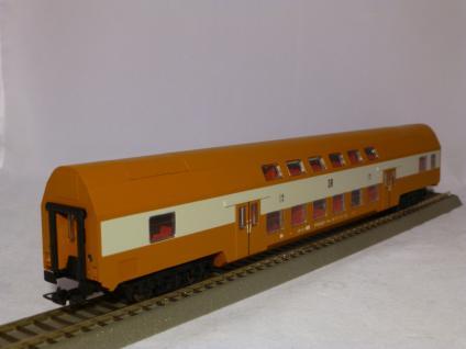 Piko 57622 Doppelstockwagen der DR