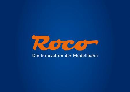Roco 74455 Reko-Gepäckwagen der DR - Vorschau 3