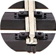 Tillig 83109 gebogenes Gleis R310 30 Grad - Vorschau 2