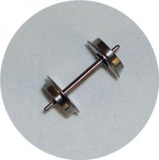 TT Zeuke-Radsatz mit Zapfenachse