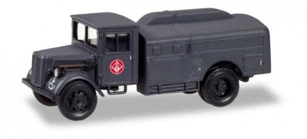 Herpa 746335 MB 3000 LKW Tankfahrzeug