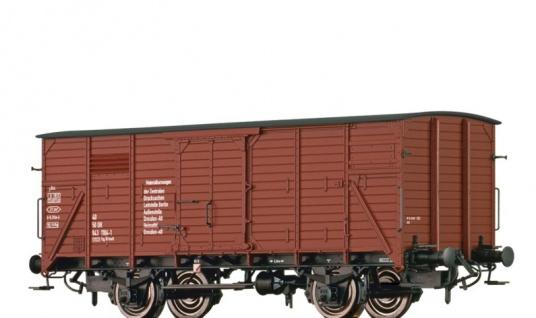 Brawa 49725 Materialkurswagen der DR