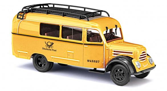Busch 51865 Robur Garant Deutsche Post