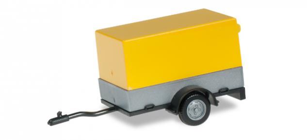 Herpa 051576-002 PKW-Anhänger