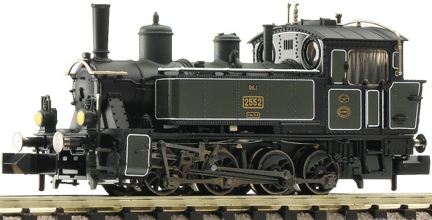Fleischmann 709903 Dampflok GtL 4/4