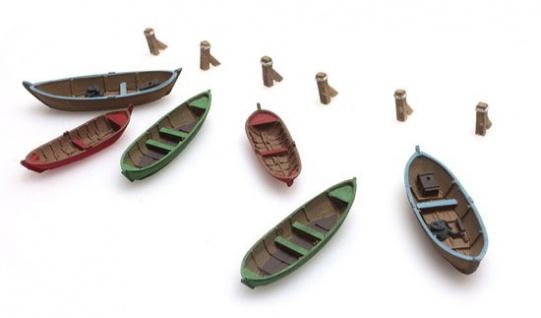 Artitec 54.107 Ruderboote