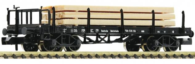 Fleischmann 828507 Rungenwagen der DRG