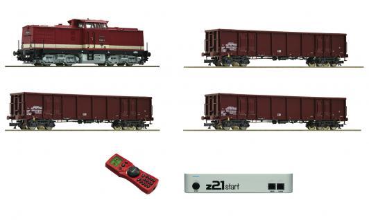 Roco 35018 TT Digital Z21 Startset Güterzug